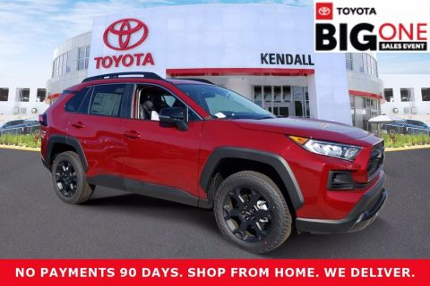 New 2020 Toyota RAV4 TRD Off Road AWD 4D Sport Utility | Miami, FL