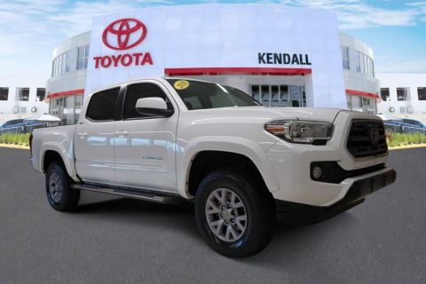 Pre-Owned 2018 Toyota Tacoma SR5 RWD 4D Double Cab