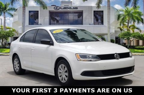 Pre-Owned 2013 Volkswagen Jetta 2.0L Base FWD 4D Sedan | Miami, FL