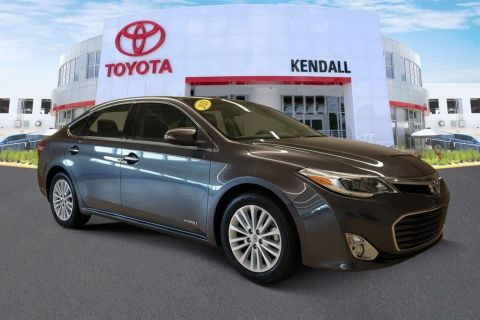 Pre-Owned 2013 Toyota Avalon Hybrid Limited FWD 4D Sedan