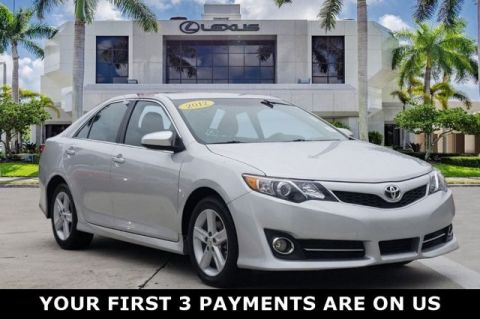 Pre-Owned 2012 Toyota Camry SE FWD 4D Sedan | Miami, FL
