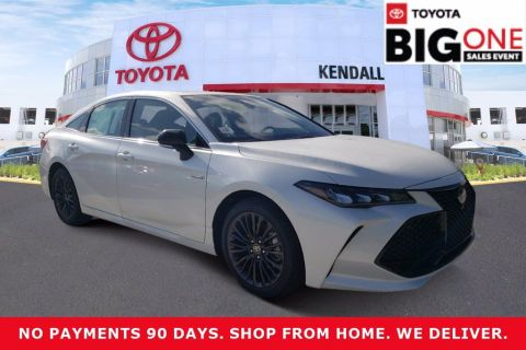 New 2020 Toyota Avalon Hybrid XSE FWD 4D Sedan | Miami, FL