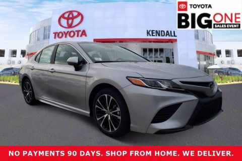 New 2020 Toyota Camry SE FWD 4D Sedan | Miami, FL