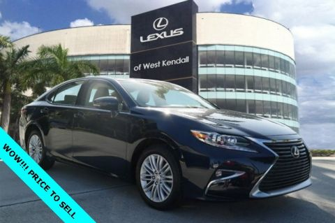 Pre-Owned 2018 Lexus ES 350 FWD 4D Sedan