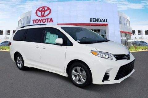 2020 Toyota Sienna LE