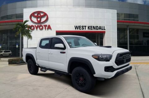 New 2019 Toyota Tacoma TRD Pro Double Cab 5' Bed V6 AT (Natl)