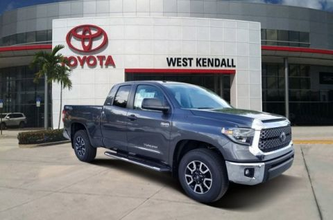 New 2019 Toyota Tundra SR5 Double Cab 6.5' Bed 5.7L (Natl)