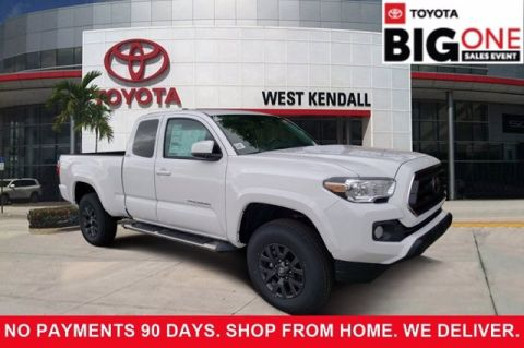 New 2020 Toyota Tacoma SR5 Access Cab 6' Bed V6 AT (Natl) | Miami, FL