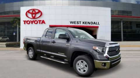 New 2019 Toyota Tundra SR5 Double Cab 6.5' Bed 5.7L FFV (Natl)