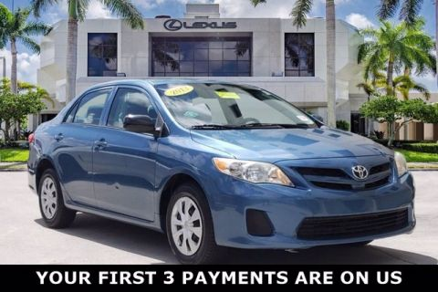 Pre-Owned 2013 Toyota Corolla LE FWD 4D Sedan | Miami, FL