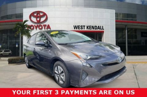 Pre-Owned 2016 Toyota Prius Two Eco FWD 5D Hatchback | Miami, FL