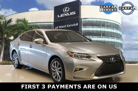 Pre-Owned 2017 Lexus ES 300h FWD 4D Sedan | Miami, FL