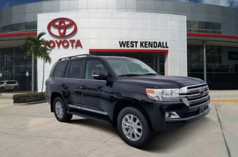 2019 Toyota Land Cruiser Base