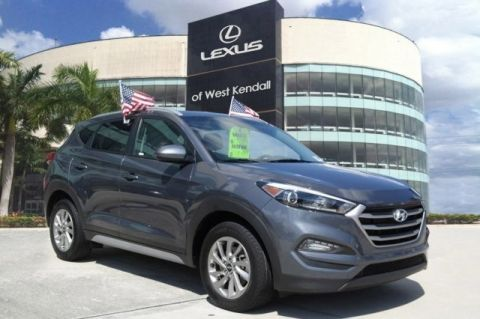 Pre-Owned 2018 Hyundai Tucson SEL AWD 4D Sport Utility