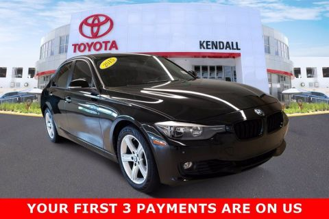 Pre-Owned 2015 BMW 3 Series 328i RWD 4D Sedan | Miami, FL